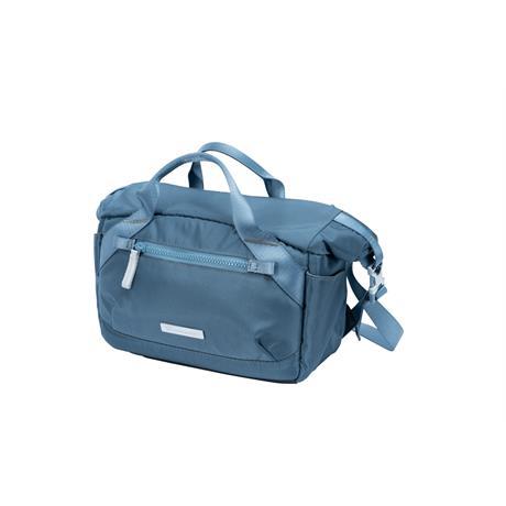 Vanguard VEO FLEX 25M Blue - Roll Top Shoulder Bag Image 1