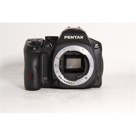 Used Pentax K-30 with 18-55mm F/3.5-5.6 lens  a Image 1