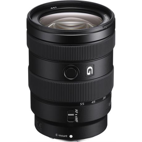 Sony E 16-55mm f/2.8 G Zoom Lens Image 1