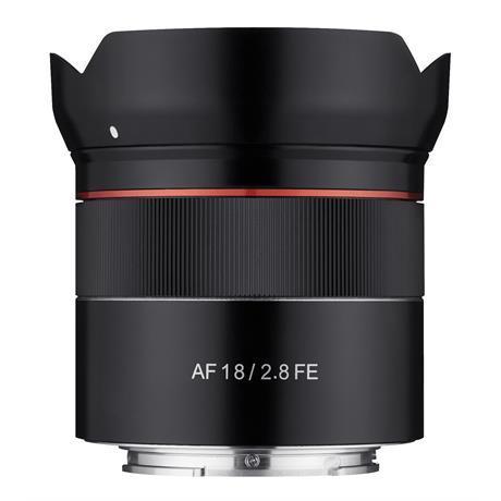 Samyang AF 18mm f/2.8 AF Sony FE Mount Lens