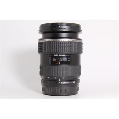 Used Pentax 45-85mm f/4.5 SMC FA 645  Image 1