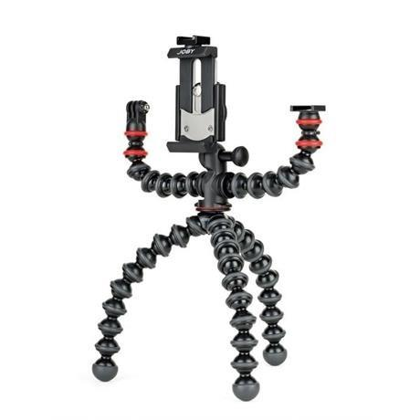Joby GorillaPod Mobile Rig flexible tripod (Black/Charcoal) - Ex Demo Image 1
