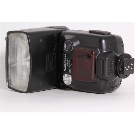 Used Nikon SB-26 Speedlight Flash  Image 1