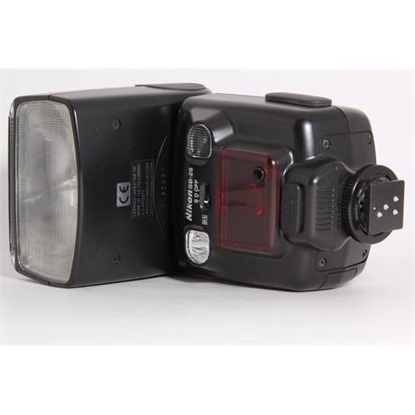 Used Nikon SB-26 Speedlight Flash Well Used Image 1