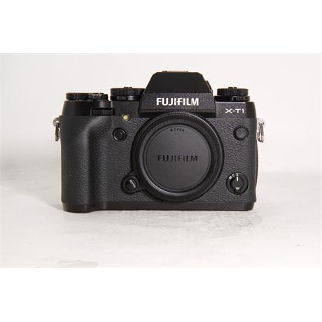 Used Fujifilm X-T1 body only Image 1