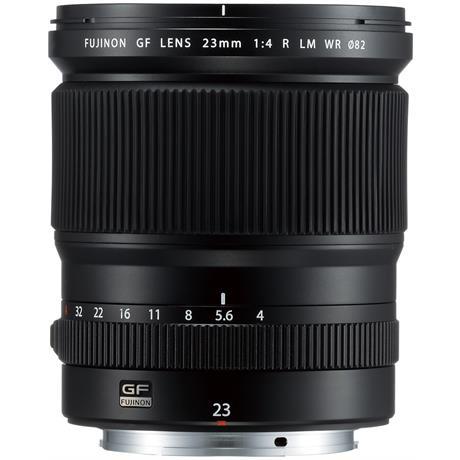 Fujifilm GF 23mm f/4 R LM WR - Open Box Image 1