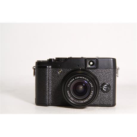 Used Fujifilm X10  Image 1