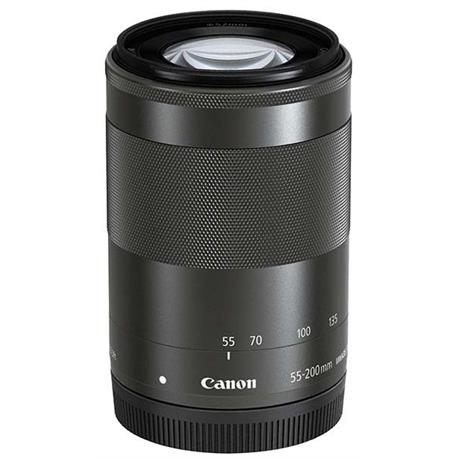 Canon EF-M 55-200mm f/4.5-6.3 IS STM - Open Box Image 1