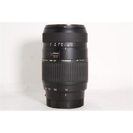 Used Tamron 70-300mm F4-5.6 Macro Sony A  Image 1