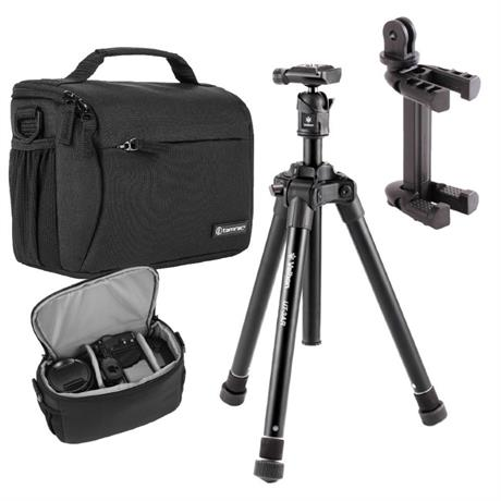 Velbon Ultrek UT-3AR Travel Kit Image 1