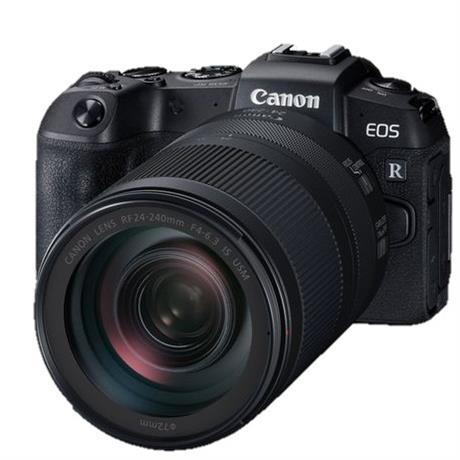 Canon EOS RP with RF 24-240mm  f4-6.3 IS USM lens kit Image 1