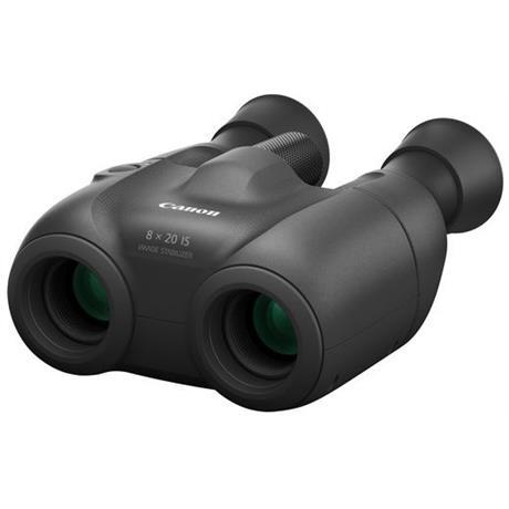 Canon 8x20 IS Binoculars Image 1