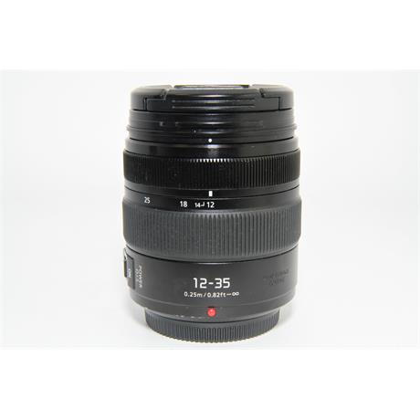 Used Panasonic 12-35mm f/2.8 II Lens  Image 1