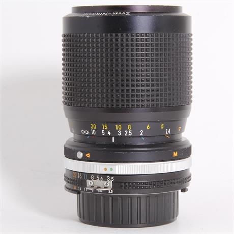 Used Nikon 35-105mm f/3.5-4.5  Image 1