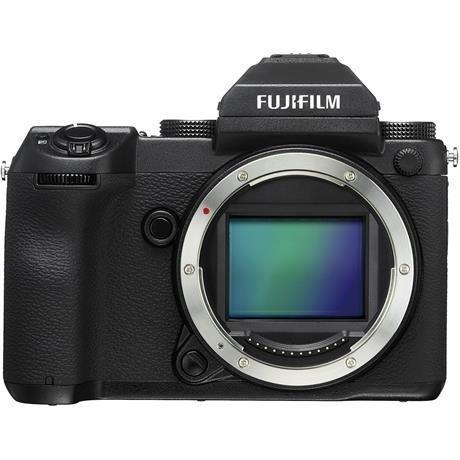 FujiFilm GFX 50S Medium Format Digital Camera Body - Re-furbished Image 1
