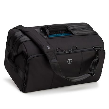Tenba Cineluxe Shoulder Bag 24 Black Image 1