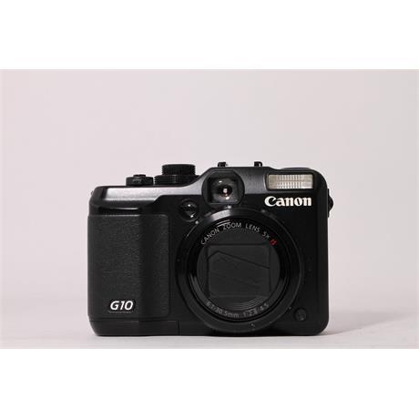 Used Canon PowerShot G10 Image 1