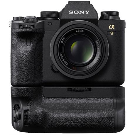 Sony A9 II camera with VG-C4EM grip Image 1