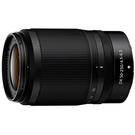 Nikon NIKKOR Z DX 50-250mm f/4.5–6.3 VR Telephoto Lens Image 1
