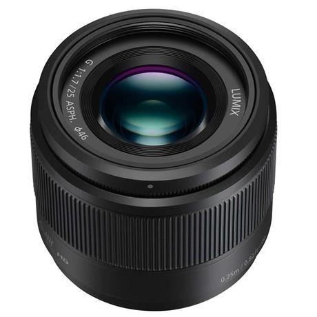 Panasonic LUMIX G 25mm f/1.7 lens (Promotional whitebox) Image 1