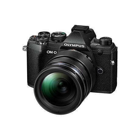 Olympus OM-D E-M5 Mk III And M.Zuiko 12-40mm f/2.8 PRO Lens Kit - Black Image 1