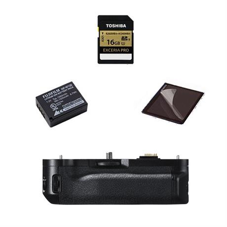 Fujifilm Fuji X-T1 Accessory Kit Open Box Image 1