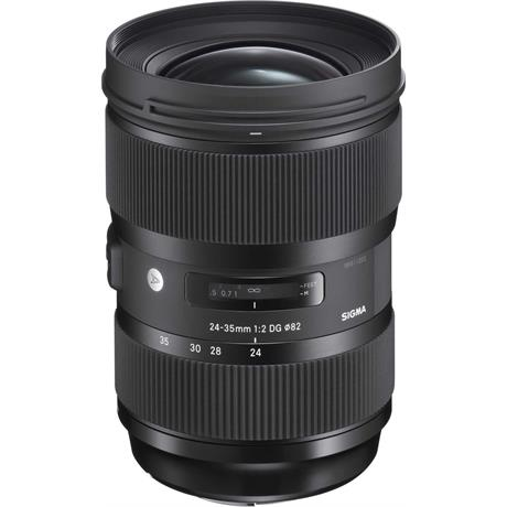 Sigma 24-35mm f/2 DG HSM | Art - Canon EF - Ex Demo
