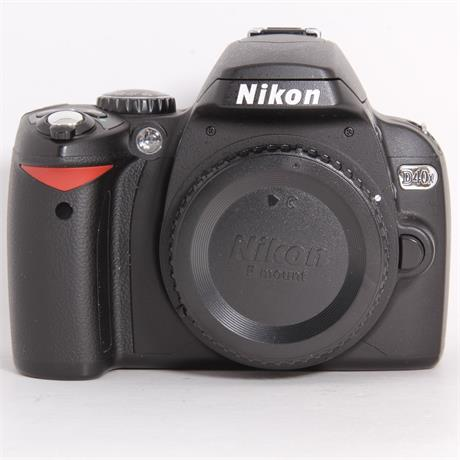 Used Nikon D40x Body Image 1