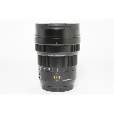 Used Panasonic Leica 8-18mm f/2.8-4 ASPH Image 1