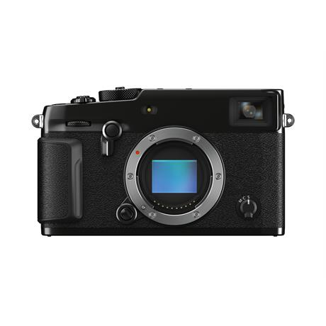 Fujifilm X-Pro3 Mirrorless Camera Body - Black Image 1
