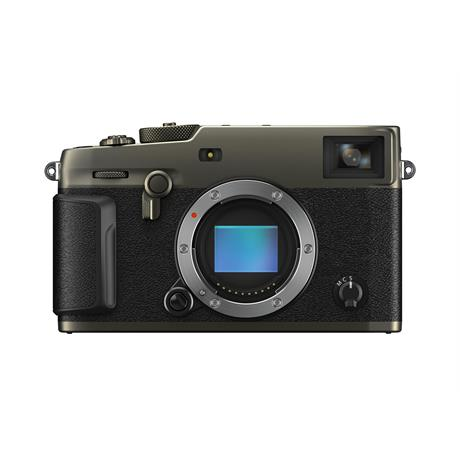 Fujifilm X-Pro3 Mirrorless Camera Body - Dura Black Finish Image 1