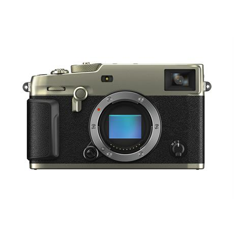 Fujifilm X-Pro3 Mirrorless Camera Body - Dura Silver Finish Image 1