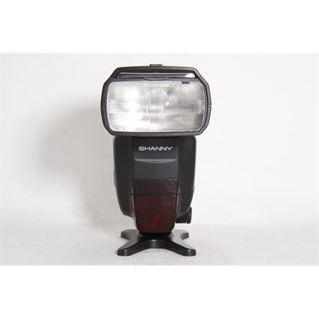 Used Shanny SN600SN Speedlite Nikon Image 1