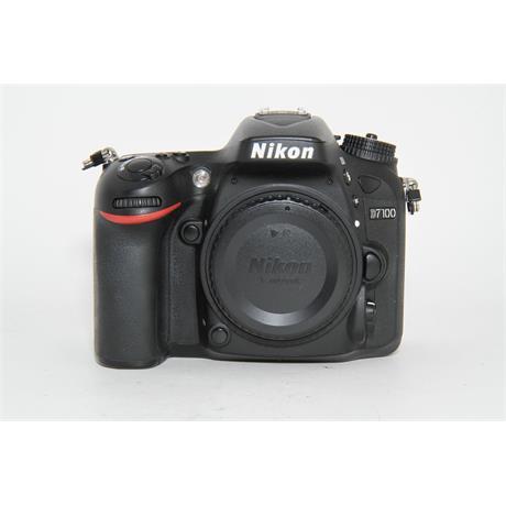 Used Nikon D7100 Body Image 1