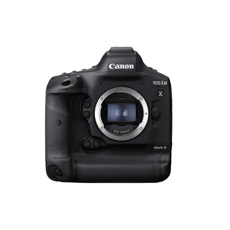 Canon EOS-1D X Mark III DSLR Body Announcement Image 1