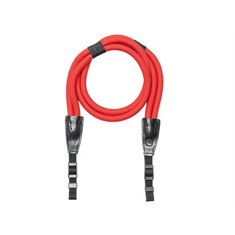 Leica Double Rope Strap 125cm SO Red by COOPH Image 1