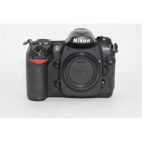 Used Nikon D200 Body Image 1