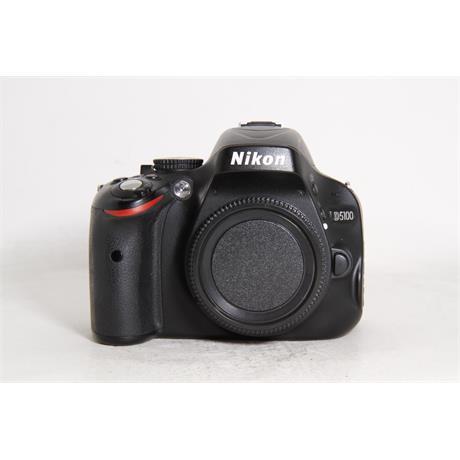 Used Nikon D5100 Body Image 1