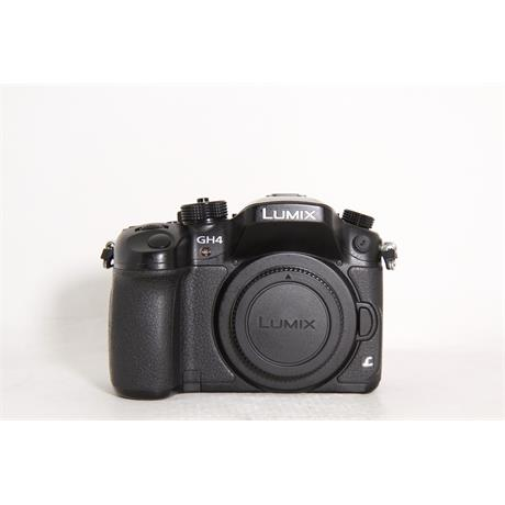 Used Panasonic GH4 Body Image 1