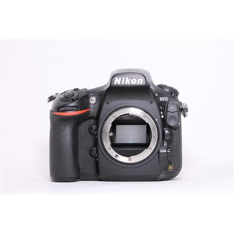 Used Nikon D810 body Image 1