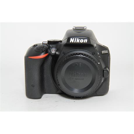 Used Nikon D5500 Body Image 1