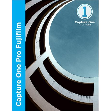 Capture One Pro 12 Photo Editing Software (Fuji) Image 1