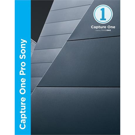 Capture One Pro 12 Photo Editing Software (sony) Image 1
