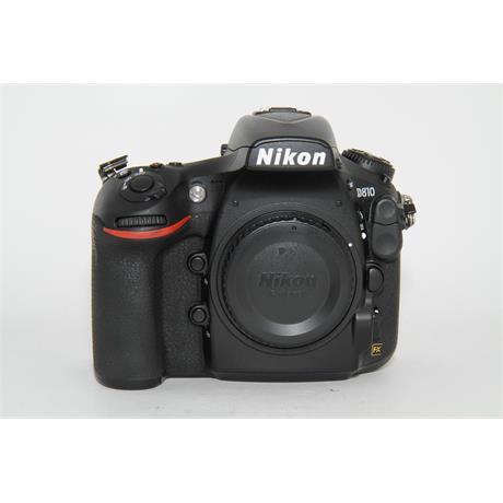 Nikon D810 Body Image 1