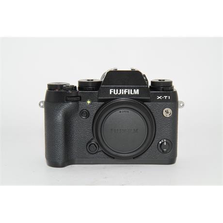 Fujifilm Used Fuji X-T1 Body Image 1