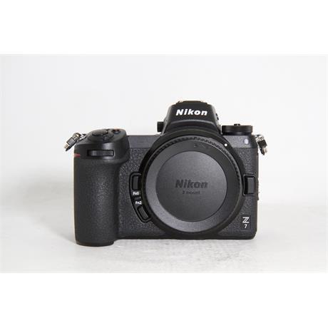 Used Nikon Z7 Body Image 1
