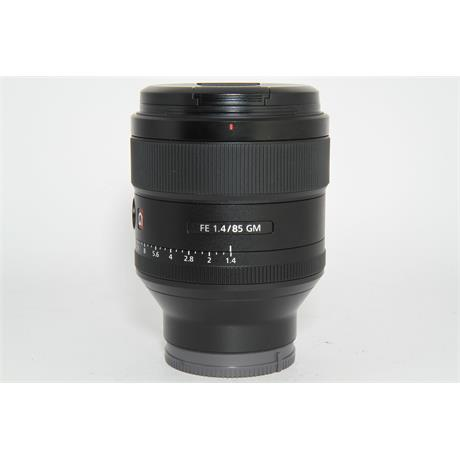 Used Sony FE 85mm f/1.4 GM Lens Image 1