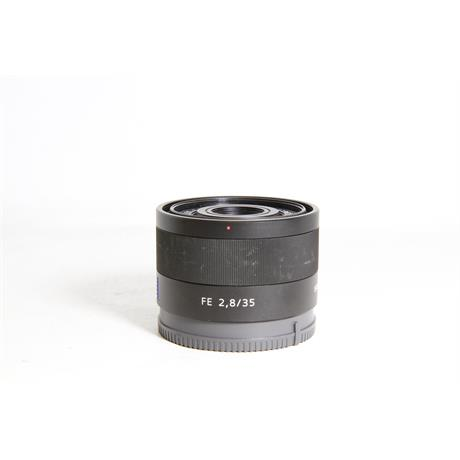 Used Sony 35mm F/2.8 ZA Sonnar T* FE Image 1