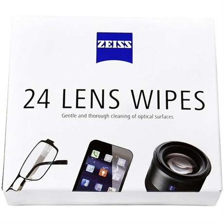 ZEISS Lens Wipes (24 Pack) Image 1