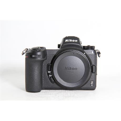 Used Nikon Z6 Body Image 1